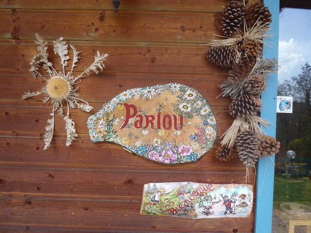 Chalet Le Pariou