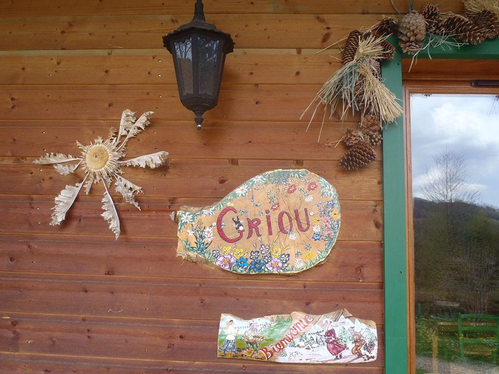 Chalet Le Griou